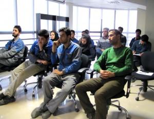 کلاس آموزش نصب و راه اندازی دربهای اتوماتیک شیشهای پروشاتدُر