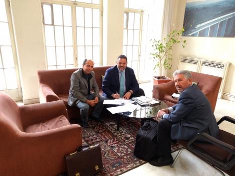 قرارداد همکاری با شرکت GRUPSA اسپانیا