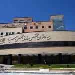 نصب و راه اندازی دربهای اتوماتیک بیمارستان سینا اراک
