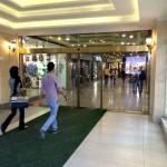 پروژه درب اتوماتیک شیشهای مرکز خرید میلاد نور تهران